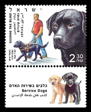 Guide Dogs Stamp Sheet