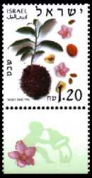 Stamp:Shevat (The Months of the Year), designer:Miri Sofer 02/2002