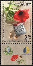 Memorial Day 2018 Stamp Sheet