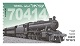 SET OF ATM 2018 Steam Locomotives